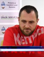 Adrian Chiruț se așteaptă la un rezultat pozitiv și din deplasarea de la Galați