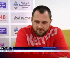 CSU Suceava va debuta joi în noul sezon al Diviziei A