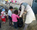 Fiți darnici cu cei nevoiași