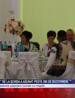 """""""Balul gospodarilor"""" de la Șcheia a adunat peste 500 de bucovineni"""
