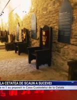 Educație muzeală la Cetatea de Scaun a Sucevei