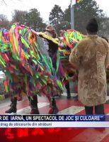 Parada Obiceiurilor de  Iarnă, un spectacol de joc și culoare