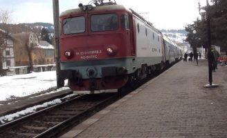 CFR introduce Trenurile Zăpezii care vor circula spre şi dinspre Vatra Dornei