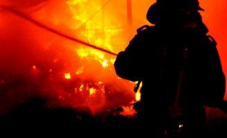 Incendiu în localitatea Bosanci