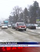 Ninsori consistente în Moldova