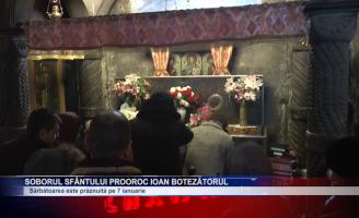 Soborul Sfântului Prooroc Ioan Botezătorul