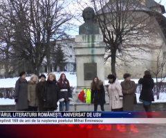 Luceafărul Literaturii Românești, aniversat de USV