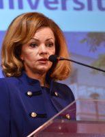 Mirela Adomnicăi, candidatul PSD pentru funcția de primar al Sucevei