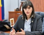 Laura Codruța Kövesi audiată la DNA în calitate de suspect