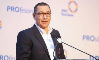 """Ponta: """"Dacă Ludovic Orban nu își dă demisia trebuie să îl schimbăm urgent noi!"""""""