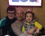 Speranță pentru Daniela și fetița ei, Francesca