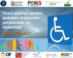 """""""Tineri activiști pentru o comunitate cu inițiativă- DIZAB-TIN-ACT"""""""