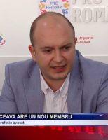 Pro România Suceava are un nou membru
