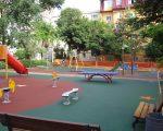 Un nou loc de joacă pentru copii