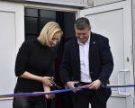 Maria Olaru, a inaugurat la Fălticeni o sală de sport care îi poartă numele
