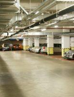 Accesul și ieșirea din parcările subterane ale Sucevei se fac printr-un sistem cu bariere