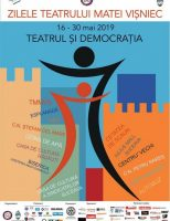 Festival de teatru la Suceava, în luna mai