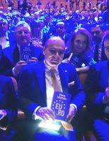 Primarul Ion Lungu a participat la lansarea cărții Președintelui Klaus Iohannis