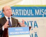 """Băsescu:"""" PMP este dispus să renunțe la intrarea în noul Guvern"""""""