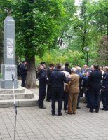 Ceremonie militară și religioasă de Ziua Veteranilor de Război