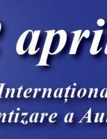 2 aprilie – Ziua Internațională a Conştientizării Autismului