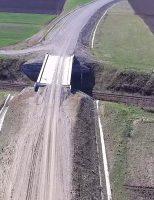 Până la jumătatea lunii septembrie ruta ocolitoare a Sucevei va fi gata