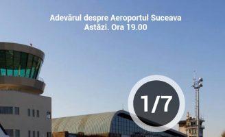 Adevărul despre Aeroportul Suceava
