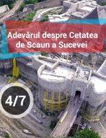 Adevărul despre Cetatea de Scaun a Sucevei: Un proiect european care va rămâne în istorie