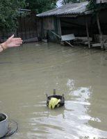 79 de localități sucevene afectate de inundații