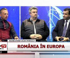 În Culise – Dezbatere Electorală – Cătălin Ioan Nechifor – Eugen Tomac – 21 Mai 2019