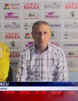 """Florin Cristescu: """"Dorim să ne luăm revanșa în fața Rădăuțiului"""""""