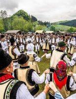 Hora Bucovinei, la Frasin, pe 18 și 19 mai