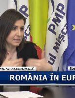 Emisiune Electorală – Ioana Constantin – 22 Mai 2019