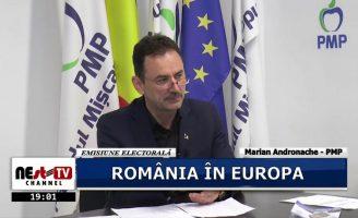 Emisiune Electorală – Marian Andronache – 16 Mai 2019