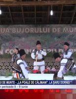 """Sărbătoarea Bujorului de Munte – """"La poale de Călimani"""", la Șaru Dornei"""