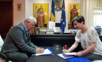 A fost semnat contractul de execuție a unei noi grădinițe