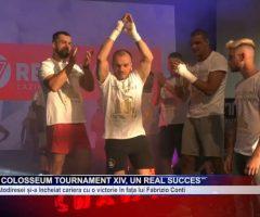 Gala Colosseum Tournament XIV, un real succes