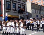 """Festivalul Internațional de Folclor """"Întâlniri bucovinene""""- ediția a XXXII-a"""