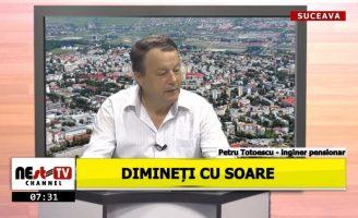 Dimineți cu Soare – Petru Totoescu – 3 Iulie 2019