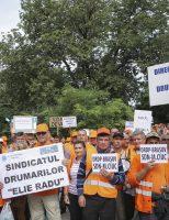 Drumarii au protestat și au cerut o administraţie competentă