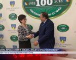Ambasadorul Republicii Chineze în România s-a întâlnit cu oficialitățile sucevene