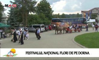 Zilele comunei Poiana Stampei – Festivalul național FLORI DE PE DORNA
