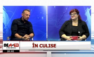 În Culise – Cătălina Vartic – 14 August 2019