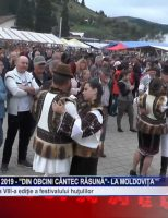"""Festivalul Huțulilor 2019 – """"Din Obcini cântec răsună"""" – la Moldovița"""