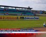 """A început Turneul Internațional de Fotbal """"Patru regiuni pentru Europa"""""""