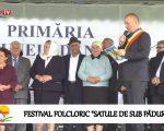"""Festival folcloric """"Satule de sub pădure"""" – Adâncata 2019"""