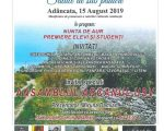 """Festival folcloric """"Satule de sub pădure"""", la Adâncata"""