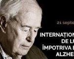 Ziua Mondială de Luptă Împotriva Maladiei Alzheimer