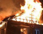Incendiu în localitatea Bogata