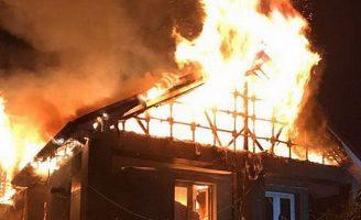 Incendiu de miriște în localitatea Botoșenița Mare